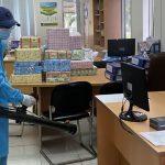 Nguy cơ lây lan dịch bệnh tại các công ty, tòa nhà văn phòng