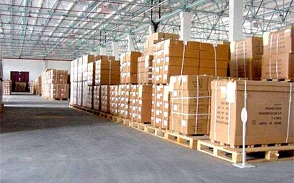Quy định an toàn trong sắp xếp hàng hóa
