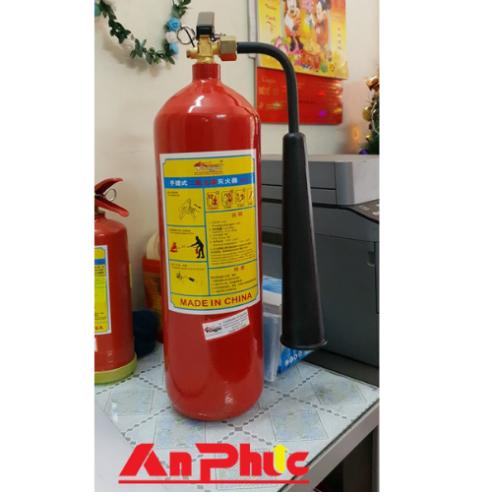 Bình chữa cháy khí CO2 loại 3kg
