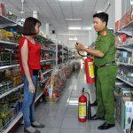 10 Quy định an toàn PCCC trong sắp xếp hàng hóa tại nhà ở kết hợp kinh doanh