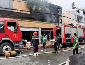 nguyên nhân chính gây ra các vụ cháy nổ tại hộ gia đình kết hợp sản xuất, kinh doanh