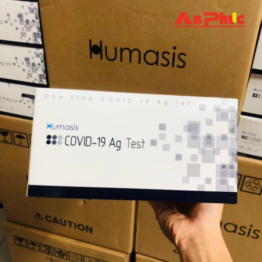 Bộ test Covid-19 Humasis